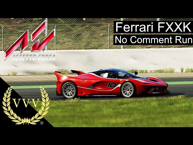 Assetto Corsa PS4 Ferrari FXXK Replay