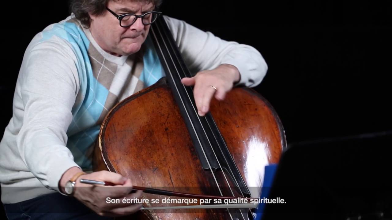 video: Concerto de Koprowski avec Joel Quarrington