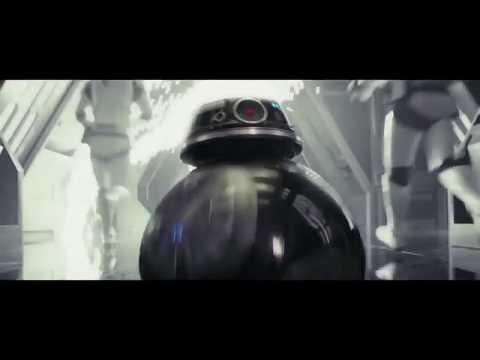 Verizon Commercial STAR WARS 8 BB 8 vs BB 9E for The Last Jedi