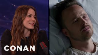 Michelle Monaghan: Aaron Paul And I Are Very ...