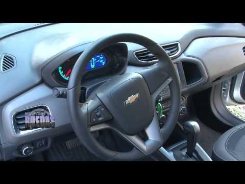 Test Chevrolet Prisma