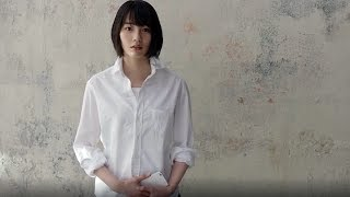 LINE MOBILE CM 愛と革新。デビュー篇 交差点篇 出演 のん(能年玲奈) ...