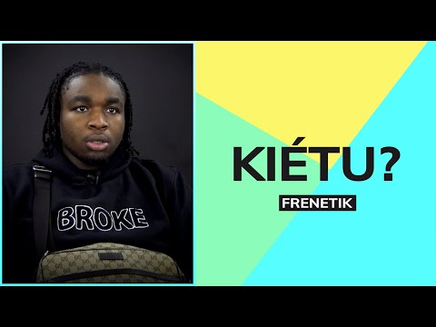 Youtube: Kietu: Frenetik