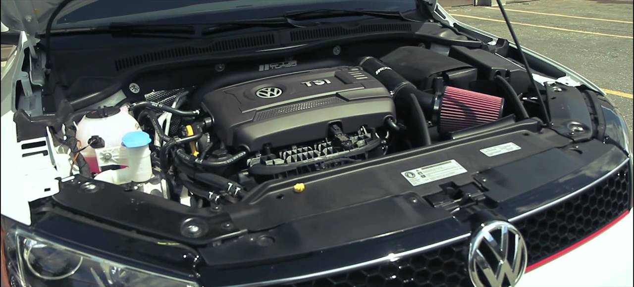 Cts Turbo Gen 3 Tsi Intake Sound Clip Youtube
