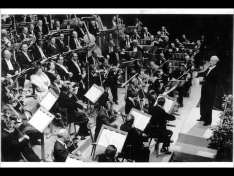 """Beethoven: Symphony no. 9 """"Choral"""" (Furtwangler, Bayreuth 1951)"""