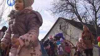Депутат от Оппозиционного блока В.Баранский открыл детскую площадку в Коминтерновском районе