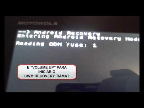 Root Motorola Xoom - Universal (todos os modelos e versões)