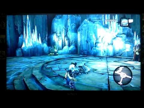 Darksiders II-Analisis WIIU--    -GAMEPLAY-VIDEO IN GAME