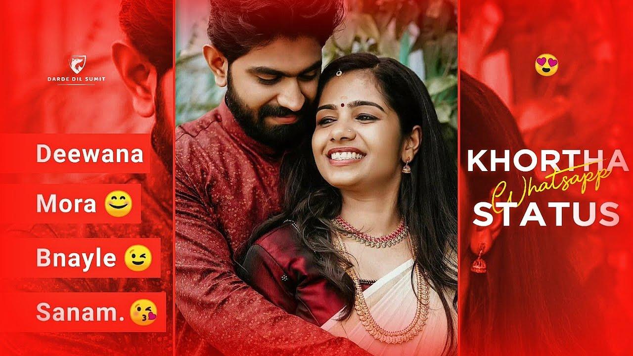 💕New khortha whatsapp status video💕Khortha Status |Super hit khortha song status video