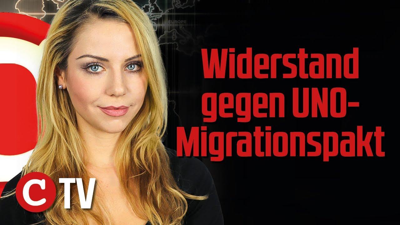 Gegen Migrationspakt