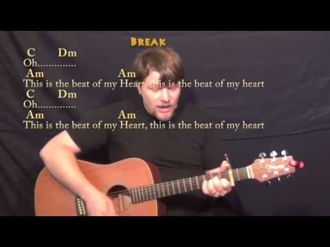 This Is Gospel (PANIC! At the Disco) Strum Guitar Cover Lesson with Chords/Lyrics