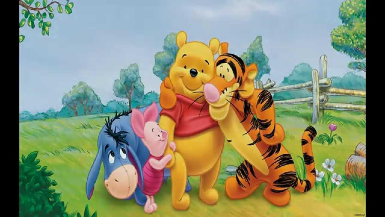 U0026quot Winnie The Pooh U0026quot   Original Theme Remix