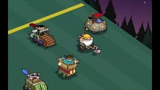Kids Next Door - Downhill Derby Game Walkthrough | Kids Games