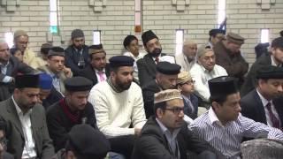 La Taqwa : la raison d'être de l'Ahmadiyya - sermon 06-05-2016