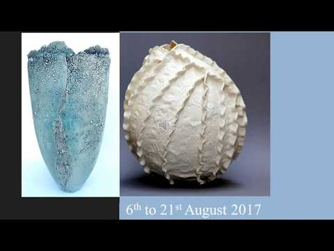 The 2017 Irish Ceramic Awards Exhibition