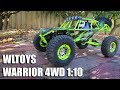 Gambar cover WLToys Warrior 4WD 1:10 scale