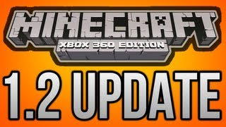 Minecraft (Xbox 360) - 1.2.3 UPDATE Info + Features! (Enchanting, Breeding, Jungles, Ocelots)