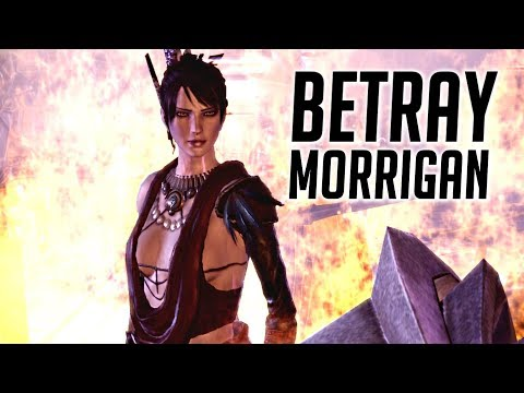 Dragon Age: Origins - Betray Morrigan and Give Her To the Templars