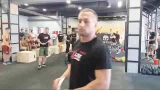 Соревнования Кросффит Девушки Xline sport