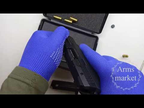 Обзор травматического пистолета. Stalker 906 переделка