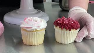 How to create Beautiful Cupcakes