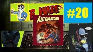 vuclip Fallout 4 - Ep. 20 - Pt. 3 - BATTLE BOTS - AUTOMATRON DLC w/ B_wareTNEB - LIVE PS4