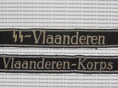 Waffen SS in België (Volledige documentaire)