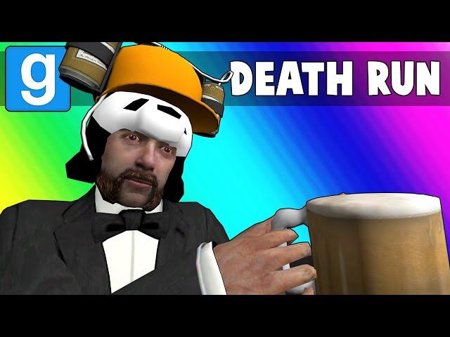 Gmod Death Run Funny Moments - Panda's New Brewery! (Garry's Mod)
