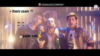 Sharabi/ whatsapp status / pyar ka punchnama 2 movie