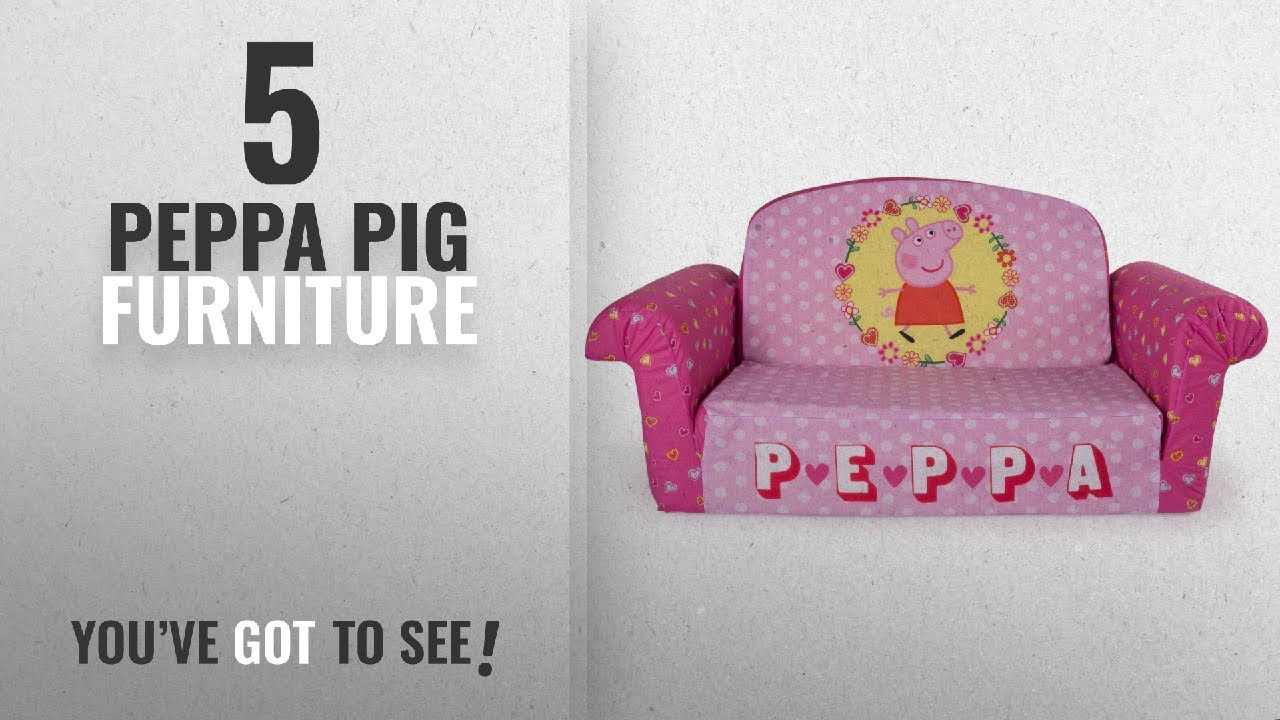 Top 10 Peppa Pig Furniture 2018 Marshmallow Furniture Childrens