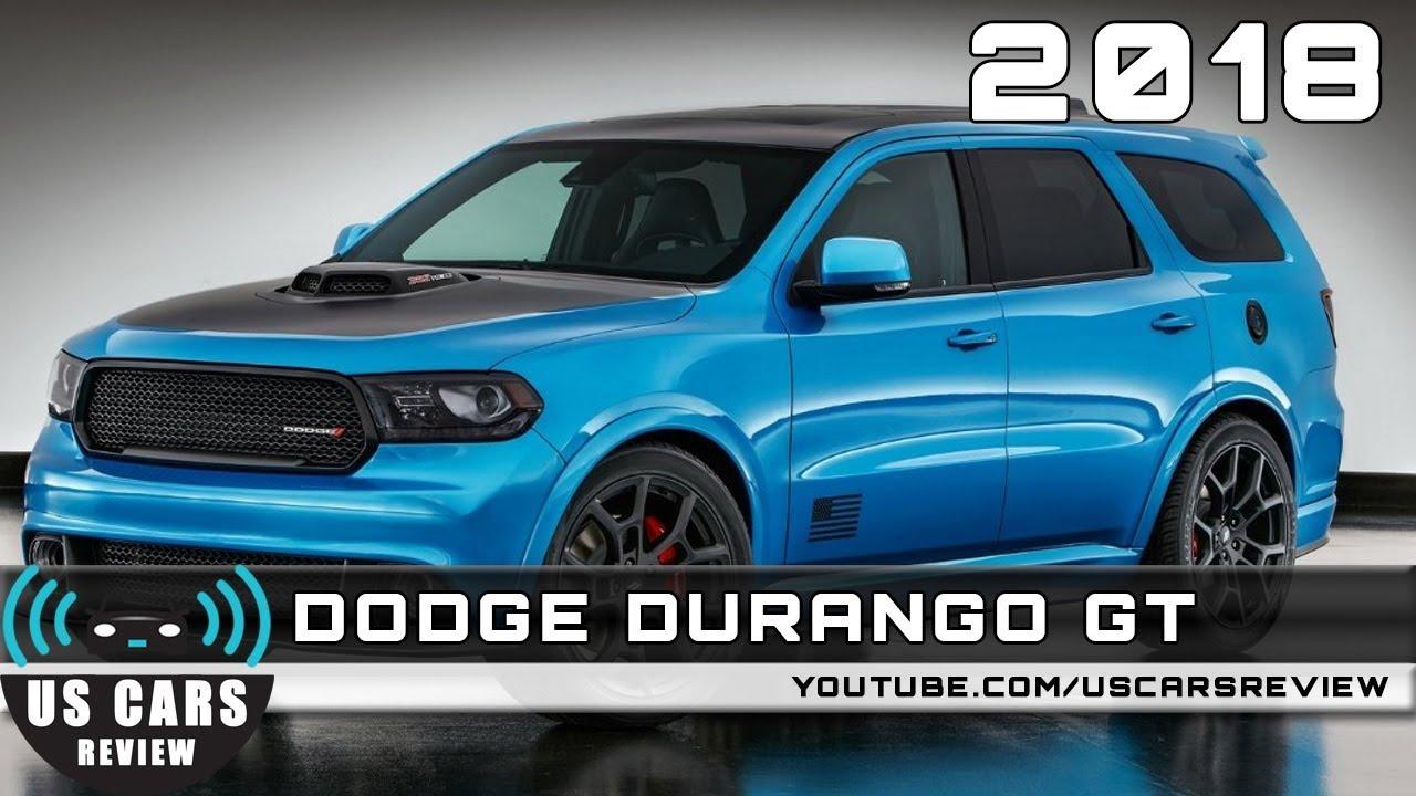 2018 Dodge Durango: Full Review >> 2018 Dodge Durango Gt Review