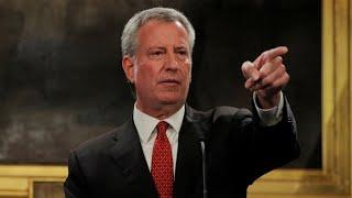 WATCH: New York City Mayor Bill de Blasio gives coronavirus update -- May 29, 2020