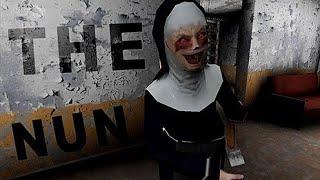 The NUN horror game #01