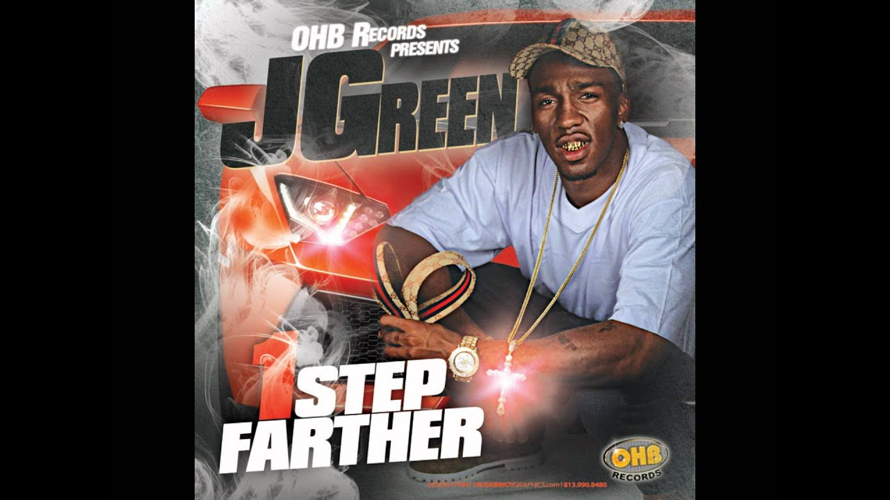FLORIDA CLASSIC: J GREEN OHB-  PARALYZED (1 STEP FARTHER MIXTAPE 2011)