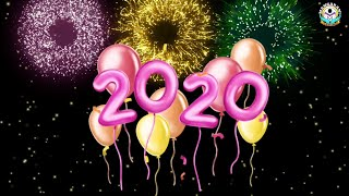 Happy new year 2020 Advance happy new year to all my subscribers