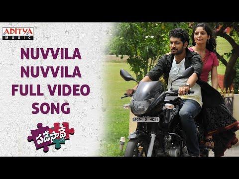 Nuvvila Nuvvila Full Video Song II Padesave Video Songs II Karthik Raju, Nithya Shetty, Sam