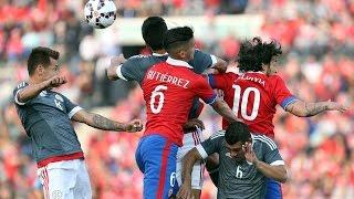 Chile 3 - 2 Paraguay | Amistoso 2015 | Alberto Jesús López