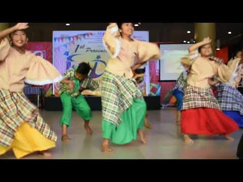 Lapay Bantigue - Batang Palaweno Dance Troupe - San Pedro Central School , PPC, Palawan
