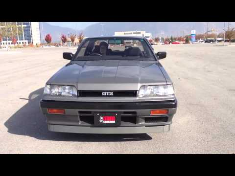 1987 Nissan Skyline GTS (R31) Walk around inspection