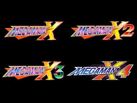 MARATONA MEGA MAN X - Do 1 ao 4 - Fatal Frame na sequência. - SORTEIO NINTENDO SWITCH