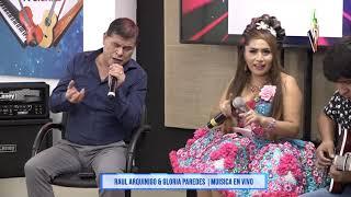 Raul Arquinigo & Gloria Paredes │Nunca te juegues con el amor Piedritas del camino