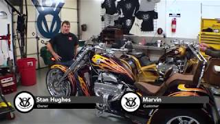 Marvins V8 Trike Build | V8 Choppers