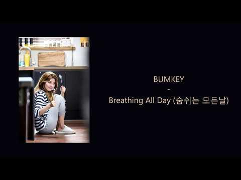 [Suspicious Partner OST] BUMKEY - Breathing All Day (숨쉬는 모든날) [Han/Rom/Eng] Lyric