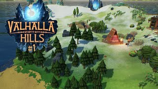 Valhalla Hills #1 [Gameplay, PC]