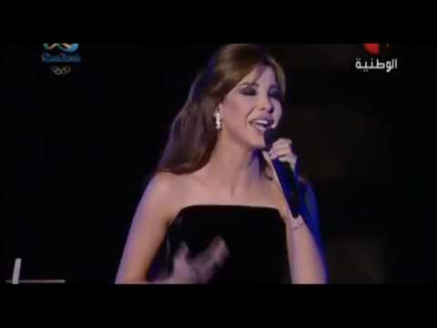 Nancy Ajram - Mashy Haddy Festival de Carthage 2014 نانسي عجرم - ماشي حدي قرطاج