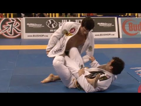 Marcelo Garcia VS Kayron Gracie / World Championship 2010