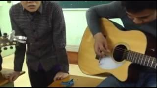 Nỗi nhớ cao nguyên (ST: Tuấn Anh) - guitar cover- EPU Guitar Club
