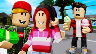 The Cheating Ex Girlfriend: A Roblox Brookhaven Movie Part 2 (Story)