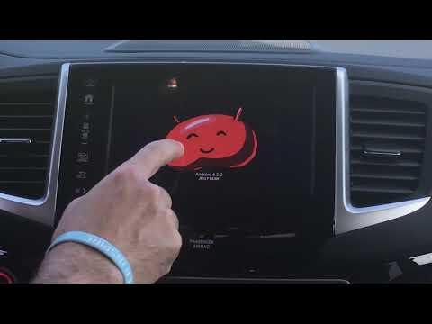 Unique Ridgeline navigation feature with Honda Pro Jason!