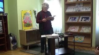 """Лариса Травникова """"Мамочке"""" (Отдала всю себя нам... Ушла...) читает автор"""